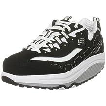 Skechers Shape Ups Strength Womens Fitness sneakers / Shoes - Black