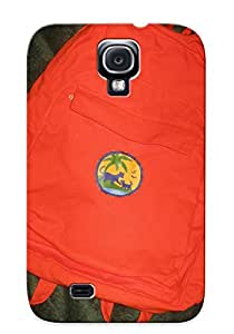 Special Crapemill Skin Case Cover For Galaxy S4, Popular Go Diego Go Rescue Back Pack Orange By Tammy76 On Etsy Phone Case