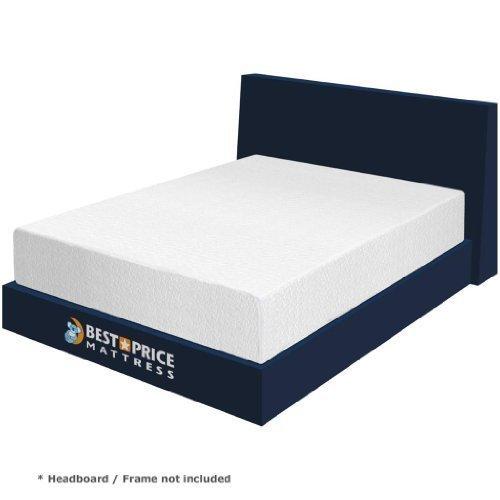Polyurethane Memory Foam - Best Price Mattress 12-Inch Memory Foam Mattress, Queen