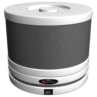 Amaircare Roomaid Portable HEPA Air Cleaner (Pure White)