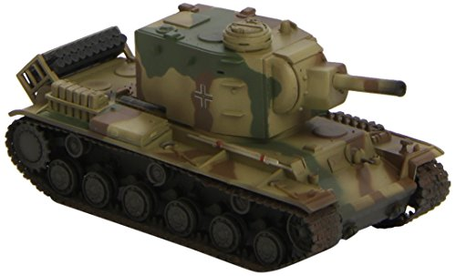 CRAZY CAJUN. Easy Model 1:72 Scale KV-1 Pz.Kpfw.756r ABT.56 Model Kit