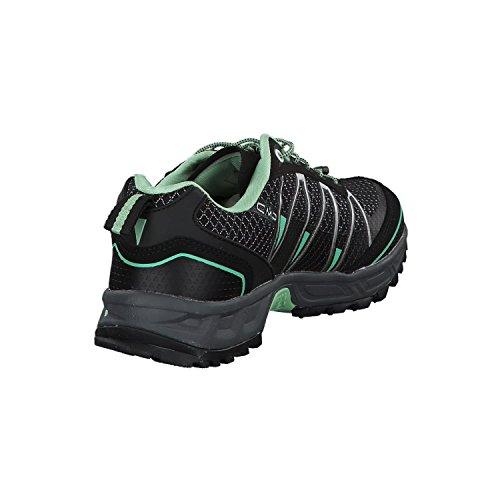 3Q95266 Trail Trail Damen Atlak Running Black CMP Schuhe linfa FpqxY