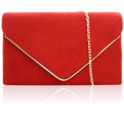 Xardi Cabas pour London Rouge rouge femme rFwBrqxnZ