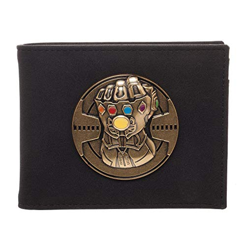 Thanos Wallet Marvel Wall Infinity War Gift - Thanos Accessory Marvel Wallet