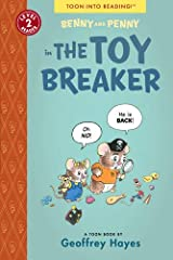Benny and Penny in the Toy Breaker: TOON Level 2 Paperback
