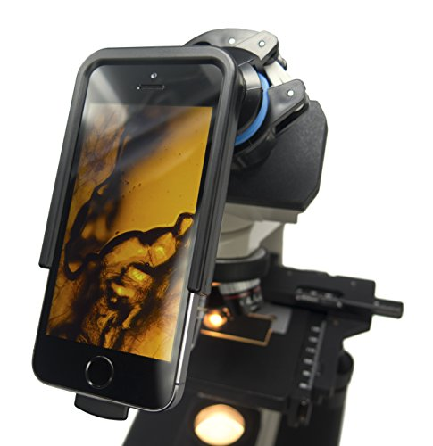 Magnifi 1 for iPhone 5, 5s, and SE - Photo Adapter Case for Microscopes, Telescopes, Binoculars, and Other Optical Instruments from Arcturus Labs