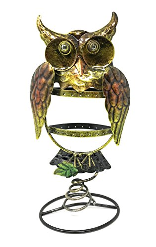 Bejeweled Display® Owl Shape Earring Tree~Stand Jewelry Display