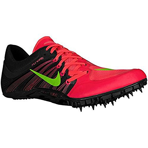 b8291869 Nike Zoom Ja Fly Sprint Track Spikes Shoes Mens 15 Bright Crimson/Black /Green