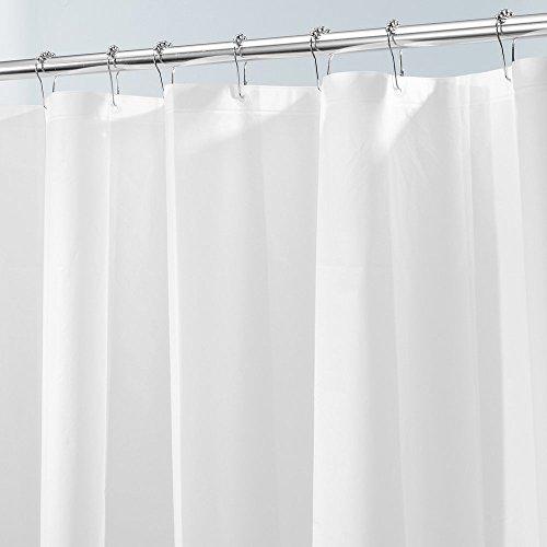 Interdesign peva 3 gauge shower curtain liner mold - Pvc shower curtain ...