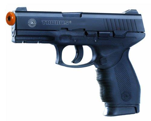 taurus pt 24/7 spring airsoft pistol kit airsoft gun(Airsoft Gun)