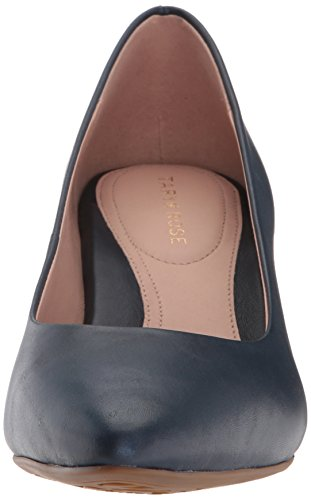 Dress Taryn Rose Pump Rochelle Women's Navy Calf 4BUqZ1wt