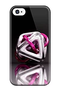 New Iphone 4/4s Case Cover Casing(dna Type)
