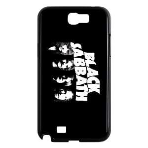 Samsung Galaxy Note 2 N7100 Phone Case Black Sabbath Nf1782