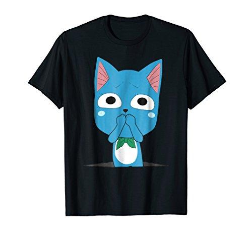 Happy Fairy Tail T-shirt ()
