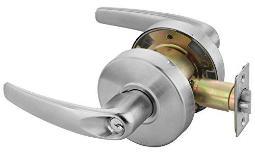 Yale MO4608 LKST 497 2-3/4 626 Door Lever Lockset, Cylinder Lock, Classroom - Classroom Lever Set