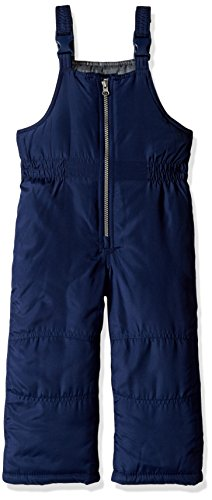Carter's Toddler Boys' Snow Bib Ski Pants Snowsuit, Classic Navy, 2T