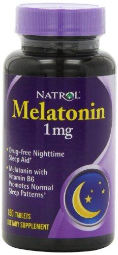 Natrol Melatonin Tablets 1mg Count