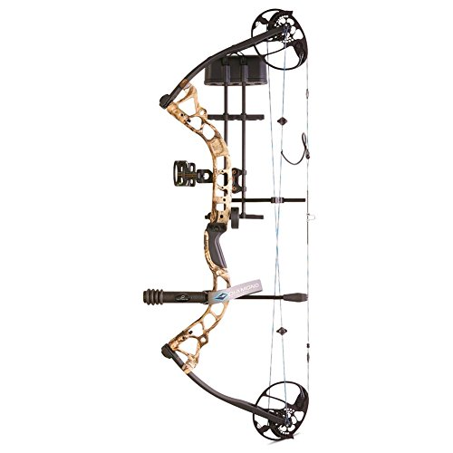 Hunting Package - Diamond Archery Infinite Edge Pro Bow Package, Mossy Oak Country, Right Hand