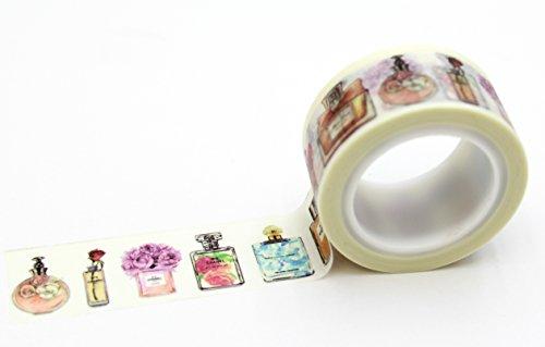 - Perfume Washi Tape - Bullet Journal - Bible Journaling - Travel Journal - Planner - Planner Stickers - Erin Condren - Love My Tapes