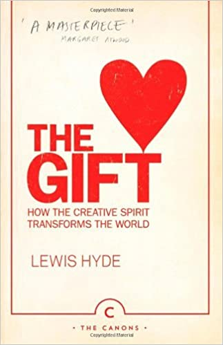 Book The Gift by LEWIS HYDE (2012-12-24)