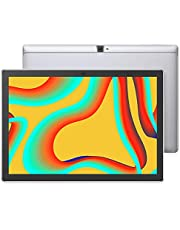 10 inch Tablet, Octa-Core Processor, Android 9.0 Pie, 3GB RAM, 32GB ROM, 13MP Rear Camera, 1920x1200 IPS Full HD Display, Bluetooth 5.0, 5G Wi-Fi, GPS, Type-C, Glass Screen, Metal Housing