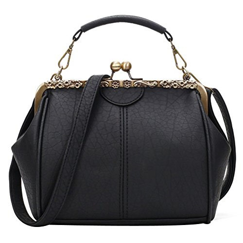 Minimalist Kiss Bag Totes Shoulder Retro Pu Pt5 Bag Chains Crossbag Lock Ladies Handbag Diamonds Abuyall Purse Appliques Leather Satchel qZY5Zw