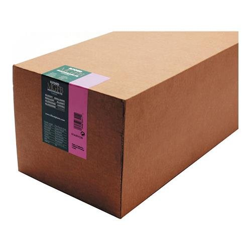 Ilford Multigrade FB Classic Fiber Based Variable Contrast, Doubleweight Black & White Enlarging Paper 50''x98' Roll, Glossy - for Printing from Conventional Negatives.