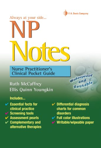 NP Notes Nurse Practitioner's Clinical Pocket Guide Pdf