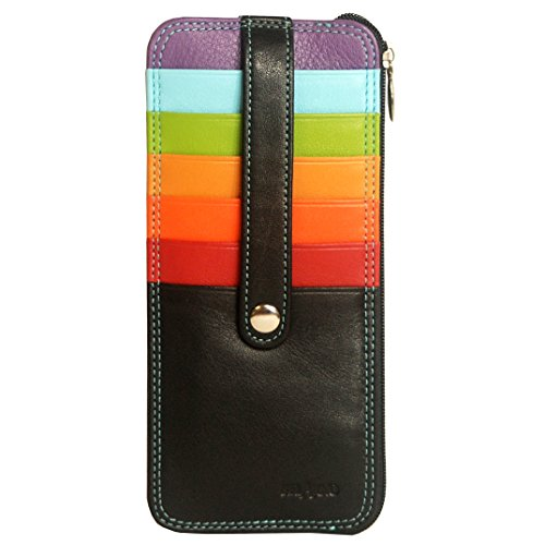 belarno-credit-card-stacker-zip-pocket-id-wallet-black-multi