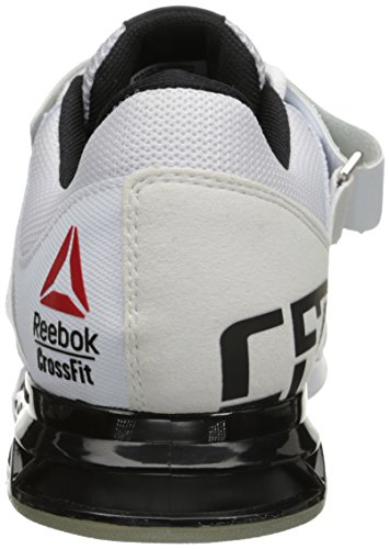 Reebok Crossfit Lifter plus Chaussure 2.0 Formation White/Black/Porcelain an6qEo