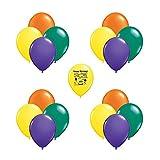 Barney Coordinating Latex Balloon Set
