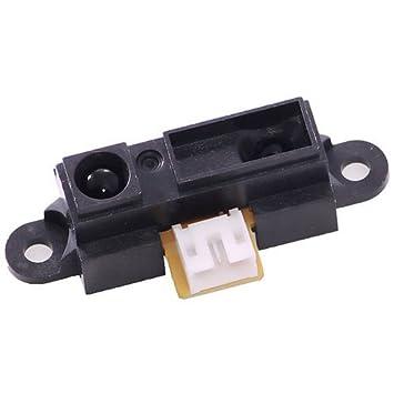 Sharp GP2Y0A41SK0F infrarrojos Sensor de proximidad gama 4-30 cm con cable gp2d120: Amazon.es: Electrónica