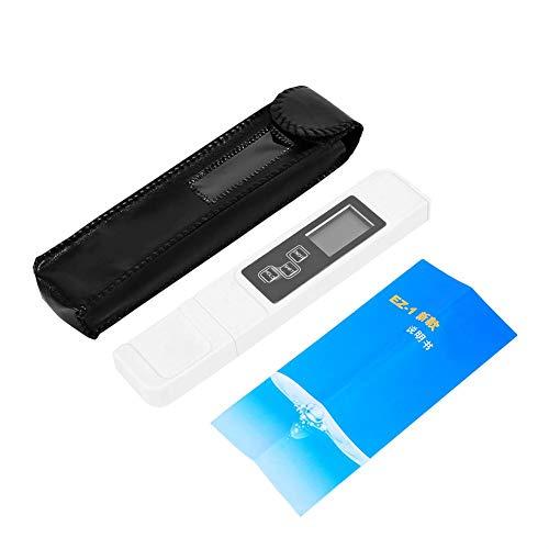 Digitaler Wassertester, 3-In-1-Lcd-WasserqualitäTstester Mit Tds-, Ec- Und Temperaturtest FüR Trinkwasser, Aquarium, SchwimmbäDer, Hydrokultur