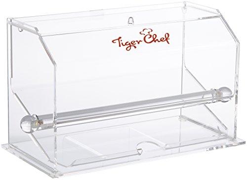 Tiger Chef Clear Acrylic
