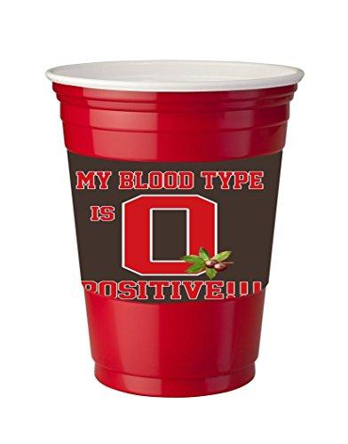 a positive blood type sticker - 7