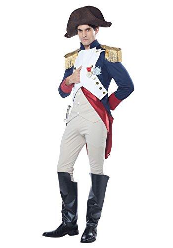 California Costumes Men's Napoleon French Emperor Costume,