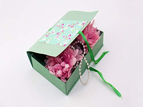 Do It Yourself Decorative Cardboard Gift Box ()