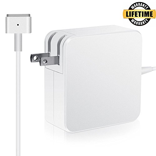 MacBook Air Charger, Replacement 45W T-Tip Magsafe 2 Magnetic Power Adapter for MacBook Air 11 inch and 13-inch (45W) by E-POWIND