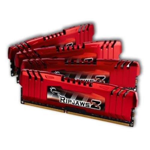 G.Skill Memoria RAM DIMM 16 GB DDR3-1600 Quad-Kit