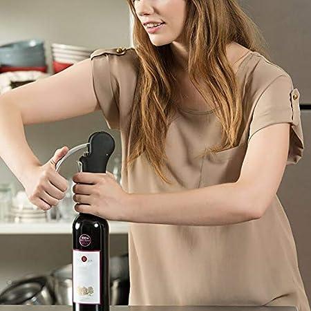 NOBRAND Sacacorchos Nuevo Conjunto De Abrelatas De Vino De Zinc Conjunto De Palancas De Sacacorchos para Conocedores Mejor Abrebotellas De Vino Abrebotellas De Metal