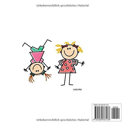 Malbuch für Mädchen ab 2 Jahren: Große Figuren zum Ausmalen für ...