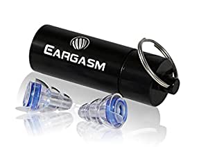 eargasm high fidelity earplugs for concerts musicians motorcycles and more electronics. Black Bedroom Furniture Sets. Home Design Ideas