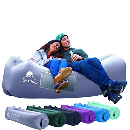 AlphaBeing Inflatable Lounger Travelling Festivals product image