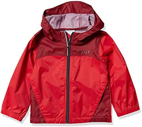 Columbia Boys Glennaker Rain Jacket Waterproof /& Breathable