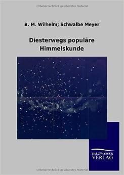 Book Diesterwegs populäre Himmelskunde