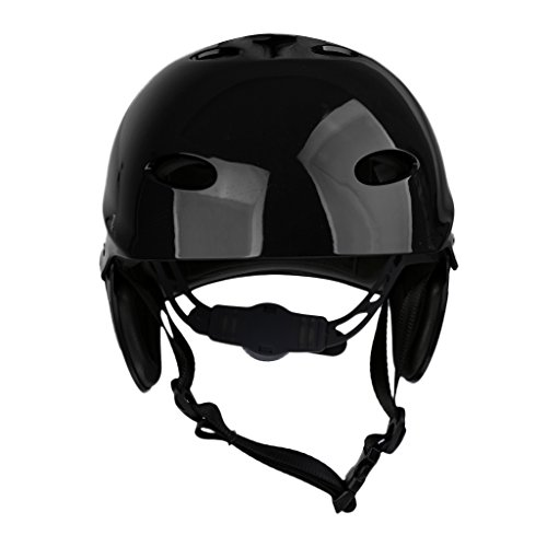 MonkeyJack Universal Adult Kids Child Water Sports Safety Helmet Kayak Canoeing Boating Sailing Surfing Rescue Gear Equipment Impact Cap - Various Color
