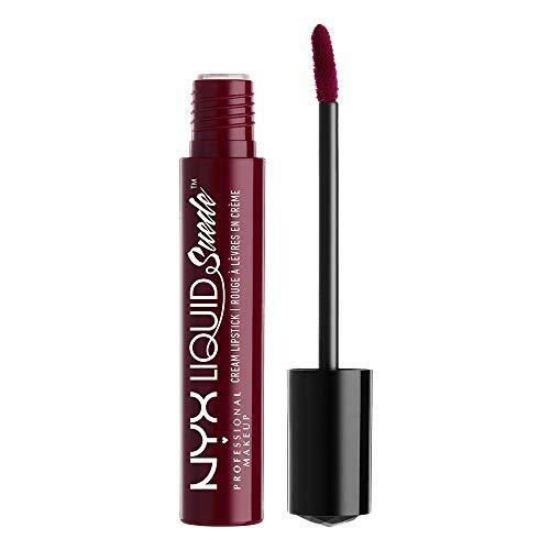 NYX PROFESSIONAL MAKEUP Liquid Suede Cream Lipstick, Vintage