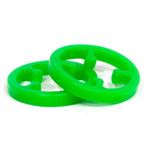limbsaver-broadband-dampener-accessory-bands-green-4-pack
