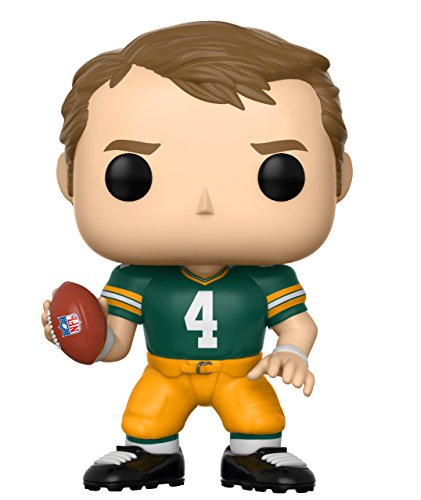Funko Pop Nfl  Brett Favre  Green Bay Home  Collectible Figure