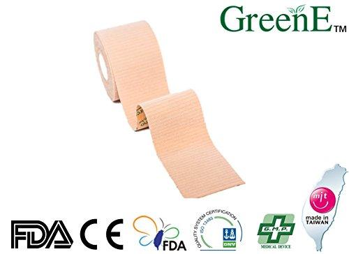 GreenE Medical Sports Tape Body soft Muscle Elastic Adhes...